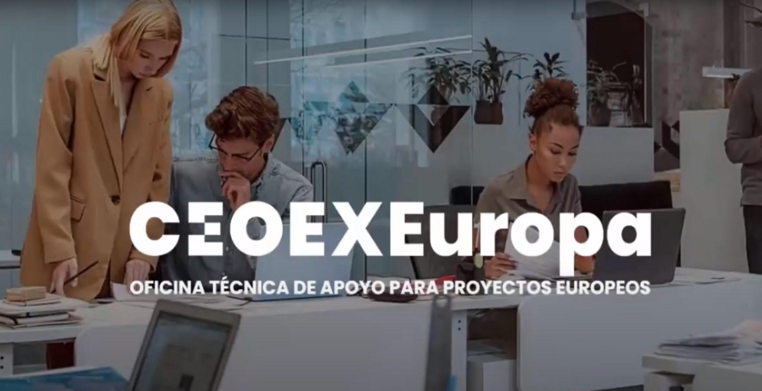 CEOExEUROPA, ventana digital a los fondos europeos