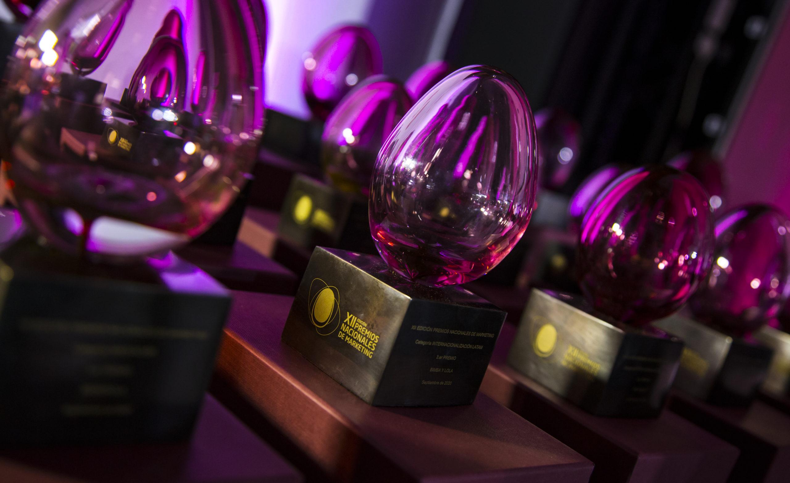 Gala y ganadores de los XII Premios Nacionales de Marketing, #PremiosMKT