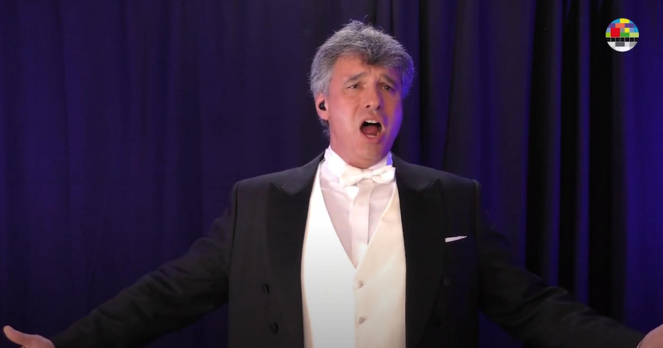 Demo del tenor Alessandro Bassi