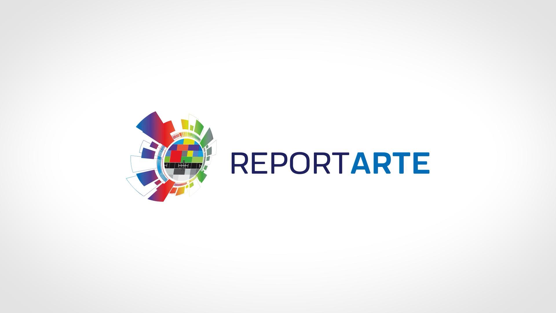 Nuevo logo Reportarte 2011-2021