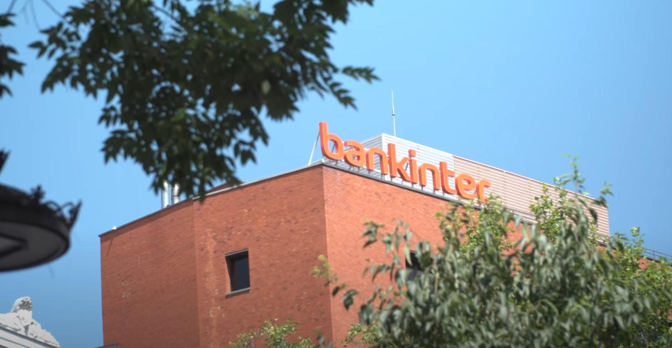 Resultados de Bankinter en el primer semestre de 2021